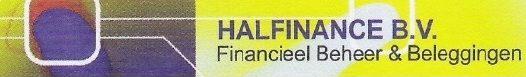 Halfinance B.V.